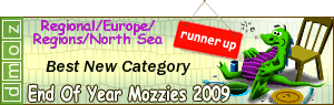 Mozzie Awards 2009 - Best New Category - Runner-up