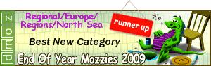 Mozzie Awards 2009 - Best New Category - Runner-up